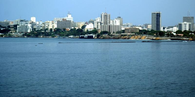 Vue de la ville de Dakar au Sénégal   © CptHaddock - Fotolia.com