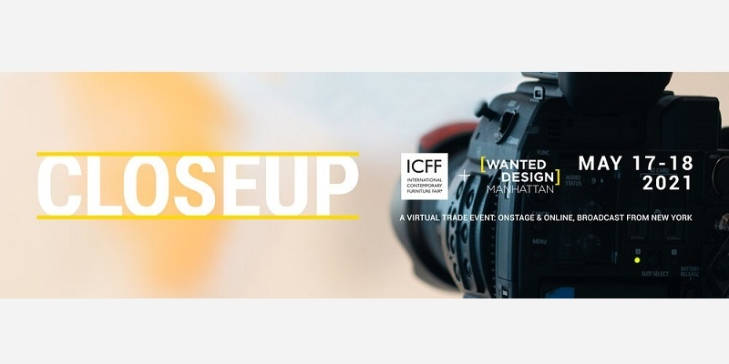 CLOSEUP 17-18 mai (c) ICFF + Wanted Design Manhattan