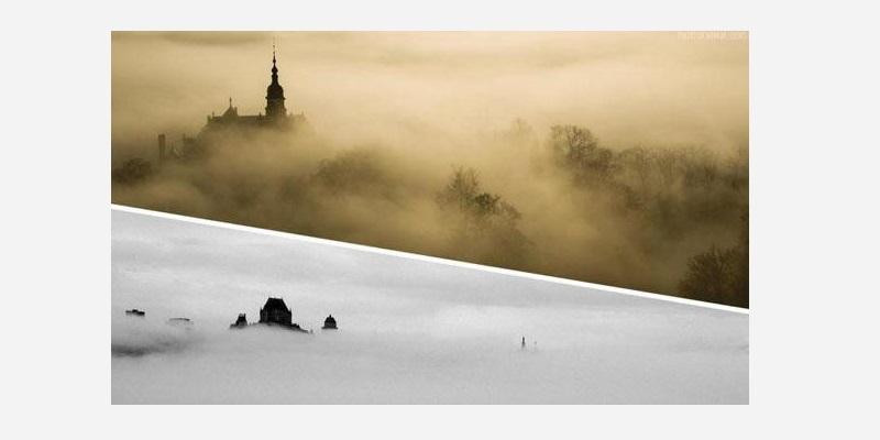 © Renaud Philippe, Le Château Frontenac / © Denis Closon, Citadelle de Namur