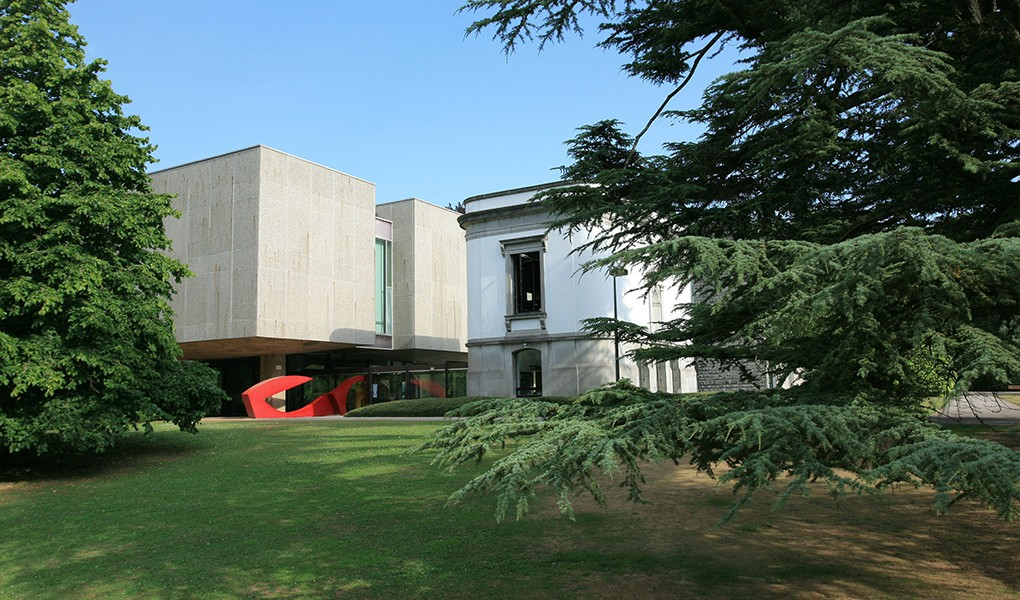 Le Musée royal de Mariemont