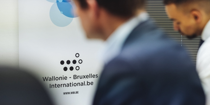 Wallonie-Bruxelles International - © J. Van Belle - WBI