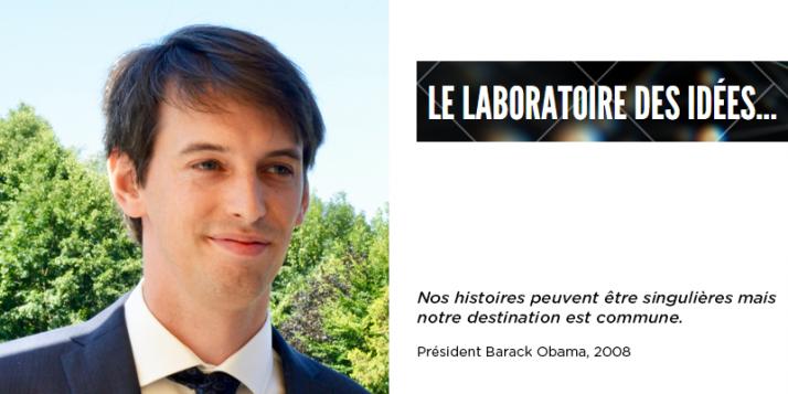 Vincent François-Lavet, chercheur à l'UC Louvain en intelligence artificielle et ancien post-doc à l'Université McGill au Canada