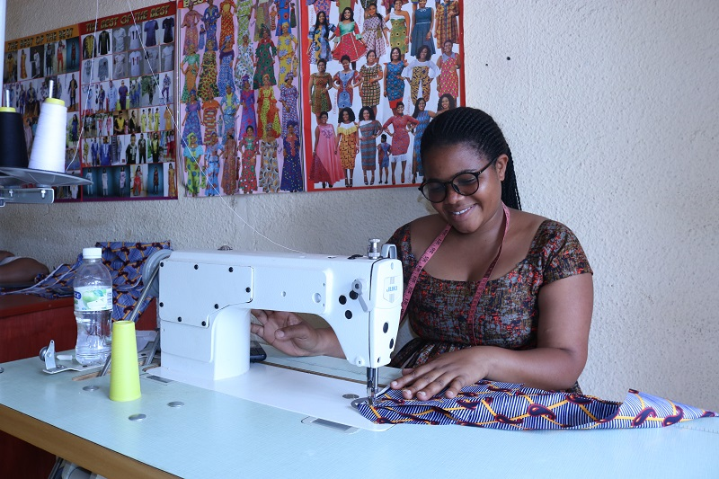 Aline Munyana (c) APEFE