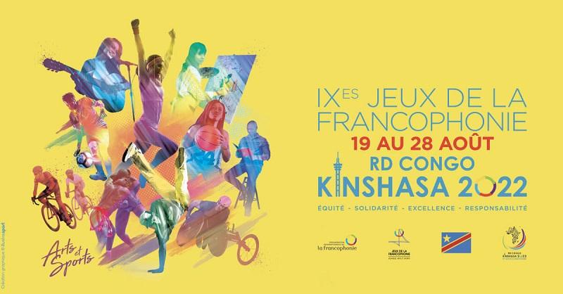 Jeux de la Francophonie 2022(c) Illustrasport