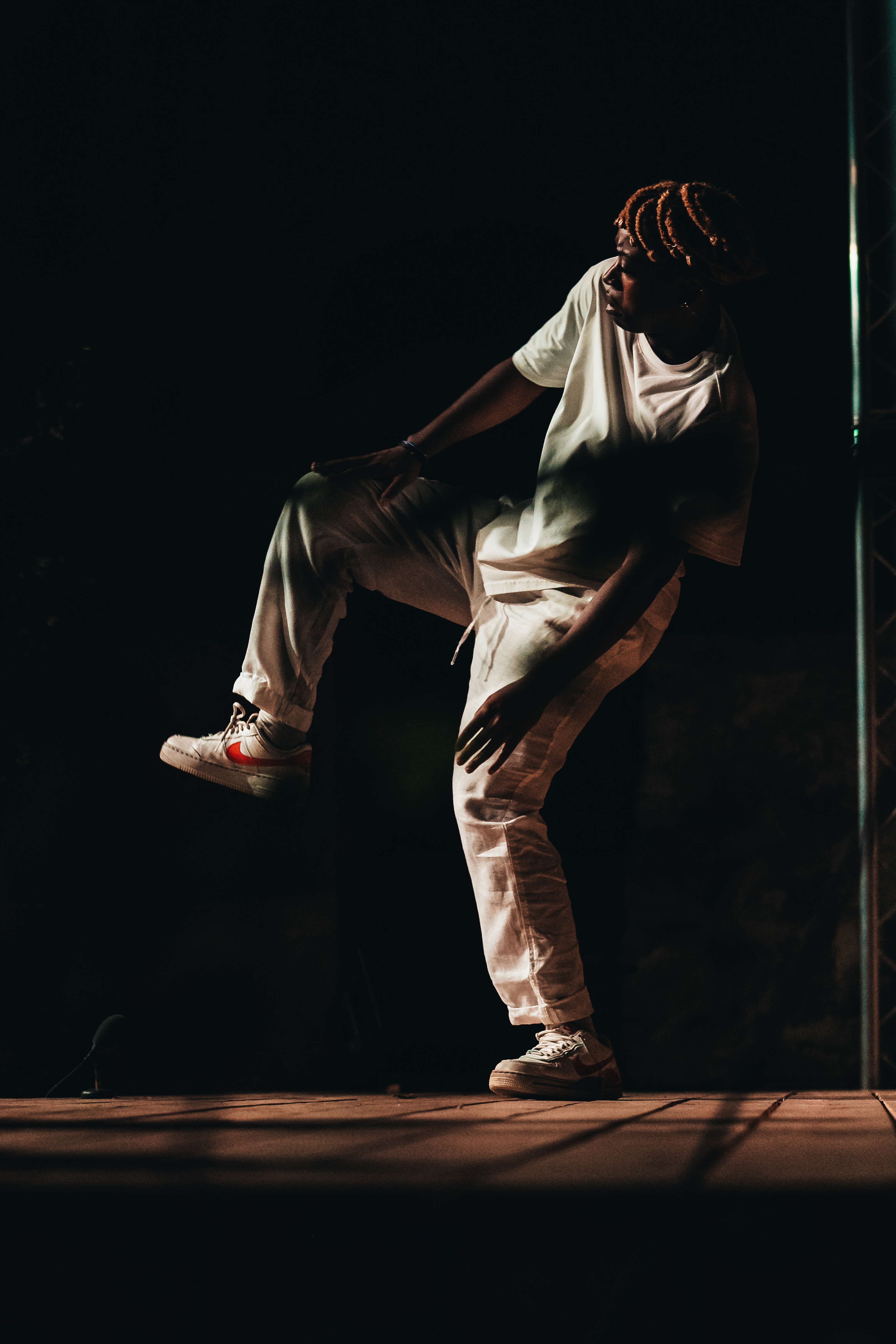 «Fusion» par Joëlle Sambi et Hendrickx Ntela ©️ J. Van Belle - WBI