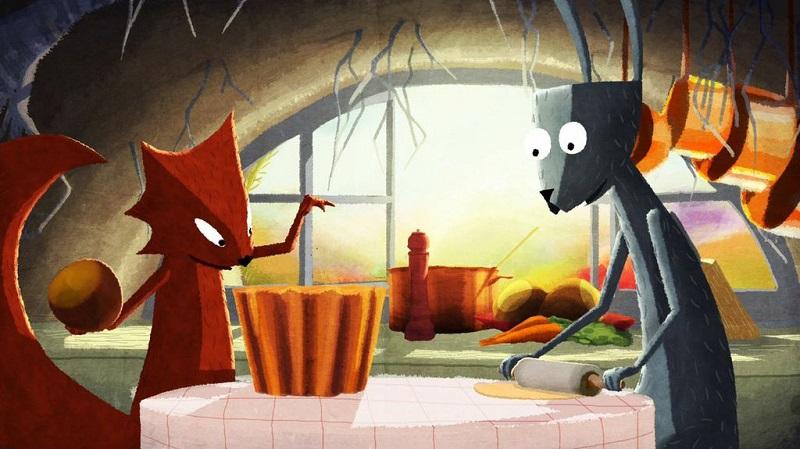 Le Parfum de la carotte de Rémi Durin et Arnaud Demuynck