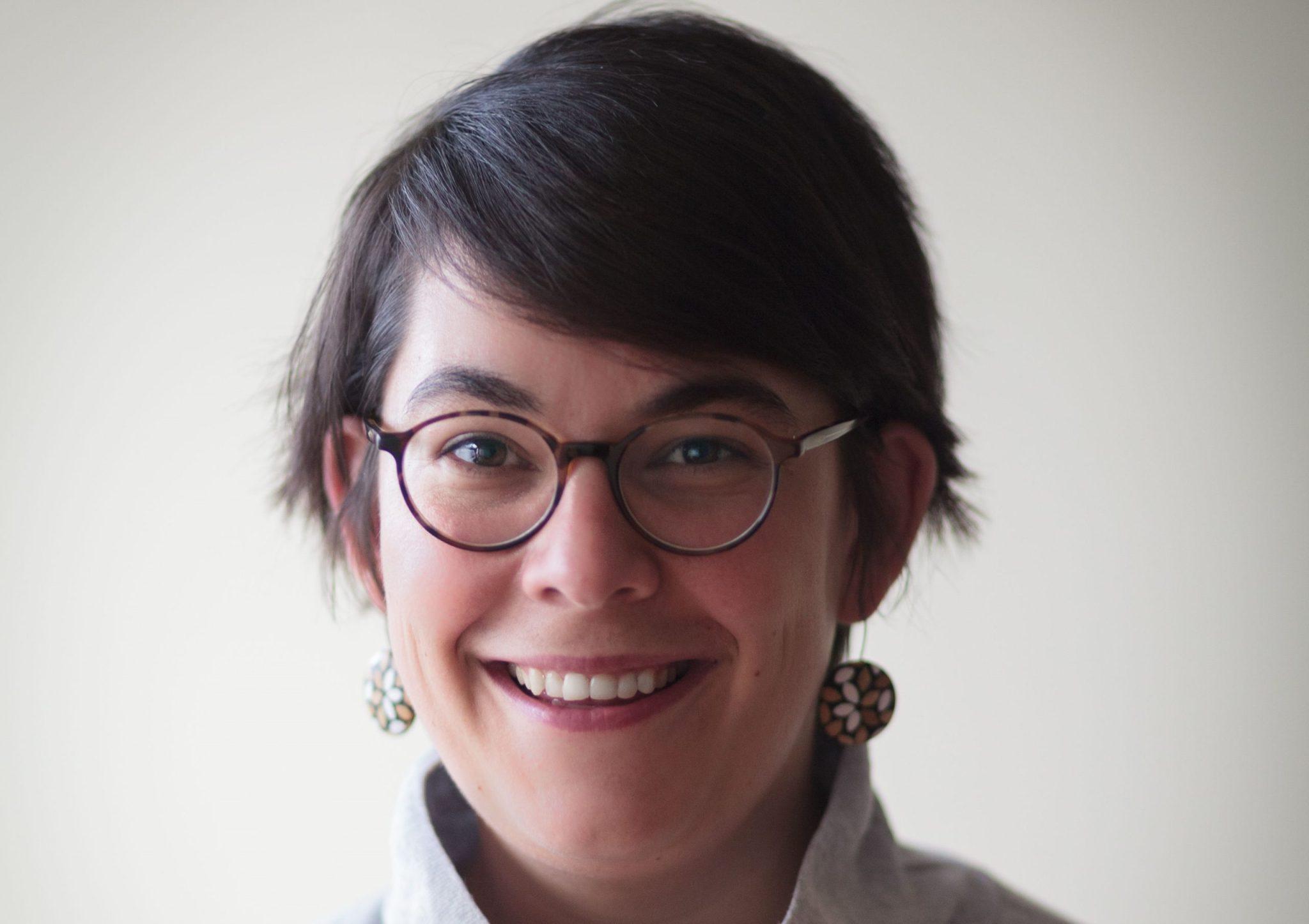 Fanny Sbaraglia, chercheuse post-doctorale en sciences politiques à l'Université de Maastricht © Fanny Sbaraglia