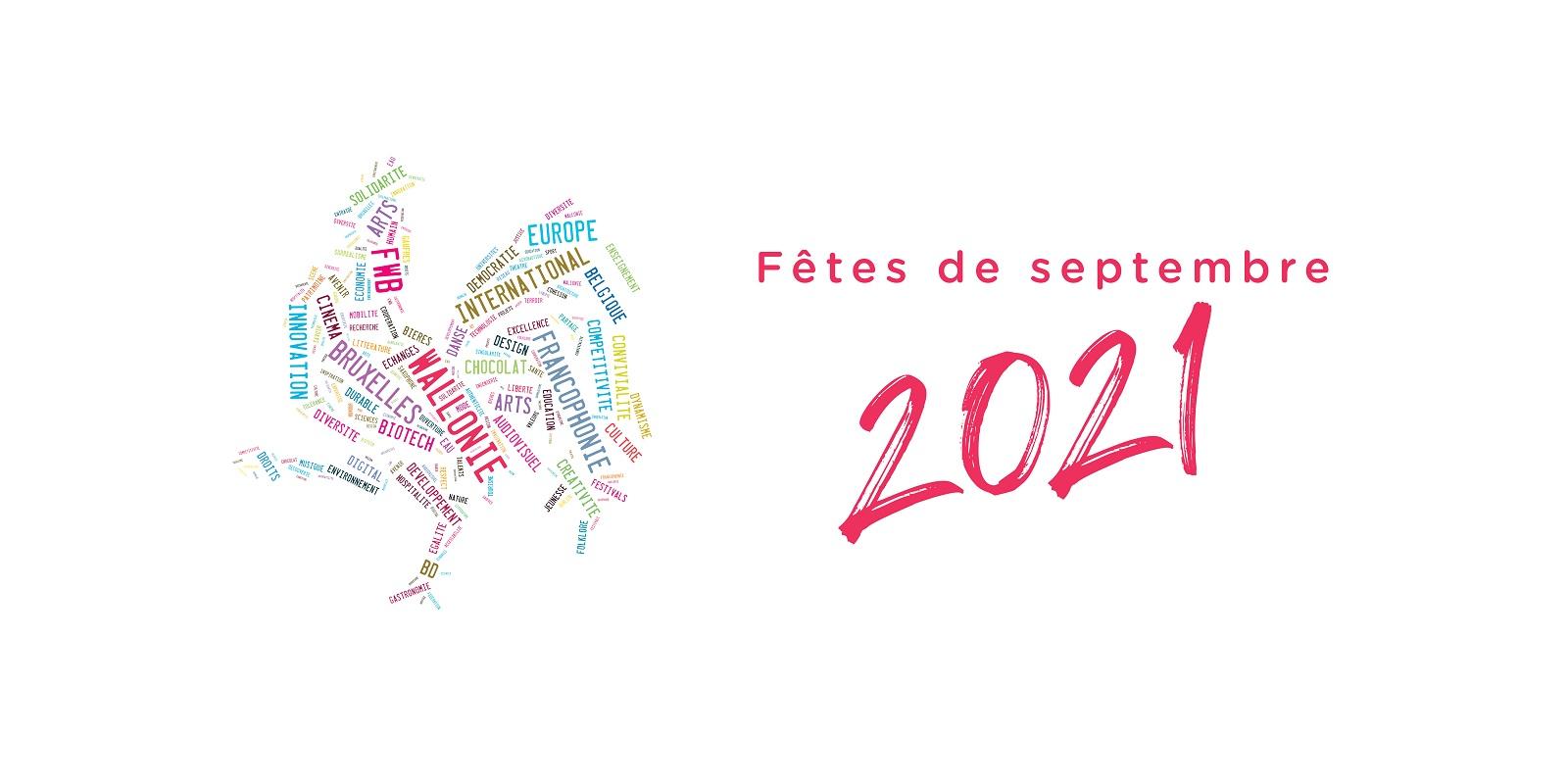 Fêtes de septembre 2021 | © J. Van Belle - WBI