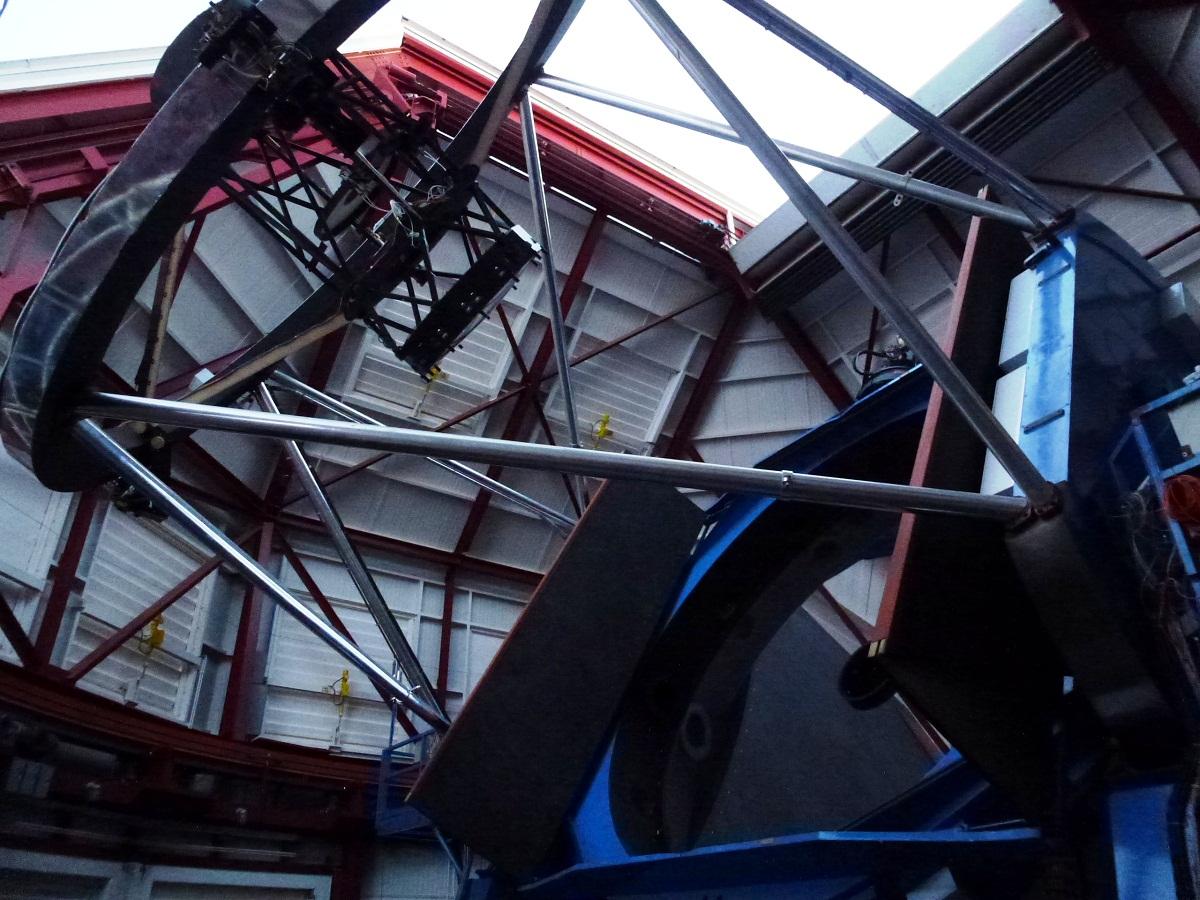 Telescope Magellan (Chili)