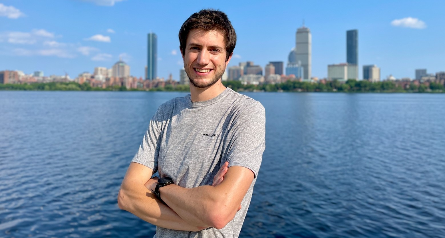 Thomas Gillis, chercheur post-doctoral au Massachusetts Institute of Technology © Thomas Gillis