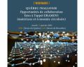 """Affiche """"Webinaire """"Québec-Wallonie: opportunités de collaboration dans le domaine des nouveaux matériaux et de l'économie circulaire"""""""