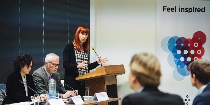 Pascale Delcomminette, Administratrice générale de Wallonie-Bruxelles International