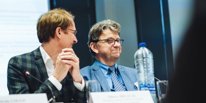 Jean-Claude Henrotin, Inspecteur général - Département UE au sein de WBI