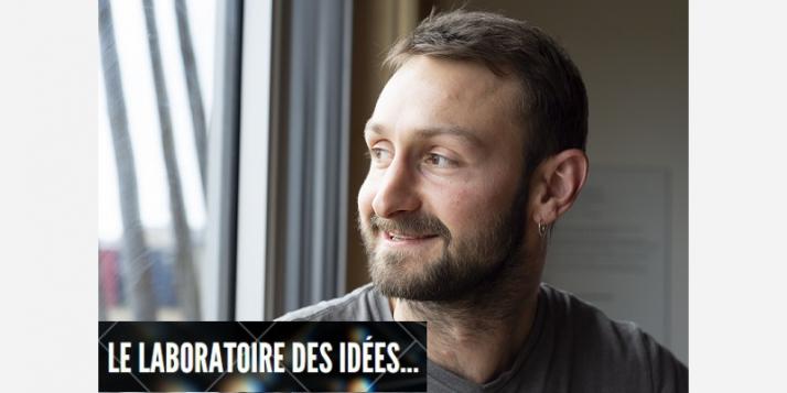 Dr. Thomas Grevesse, chercheur post-doctorant à Concordia University (Canada)