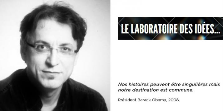 Didier Salmon - Professeur à l'Université Fédérale de Rio de Janeiro – Institut de Biochimie Médicale Leopoldo de Meis et ancien chercheur à l'Université Libre de Bruxelles