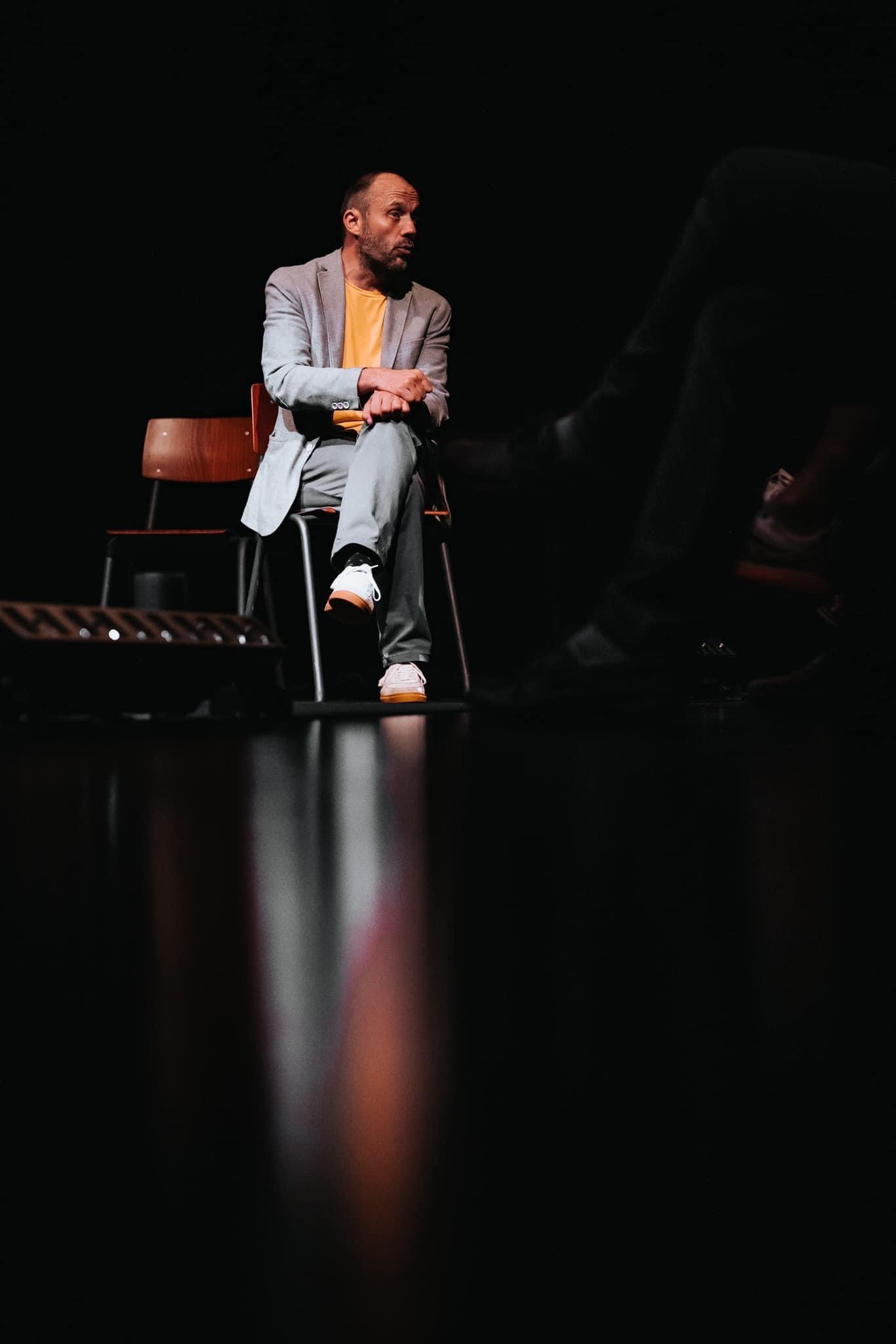 «Un silence ordinaire» par l'Inti Théâtre