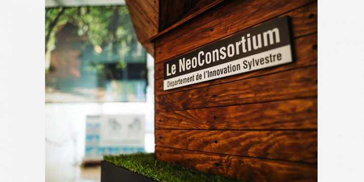 Danielle Gutman Hopenblum - 'Le NeoConsortium'