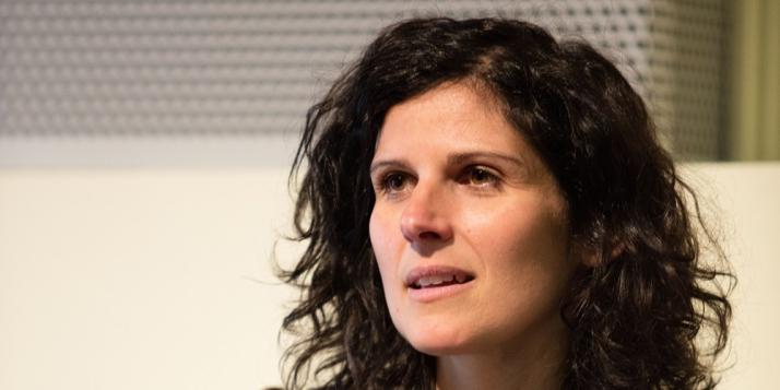 Florence Bosco, CEO d'i-Tech-Incubator