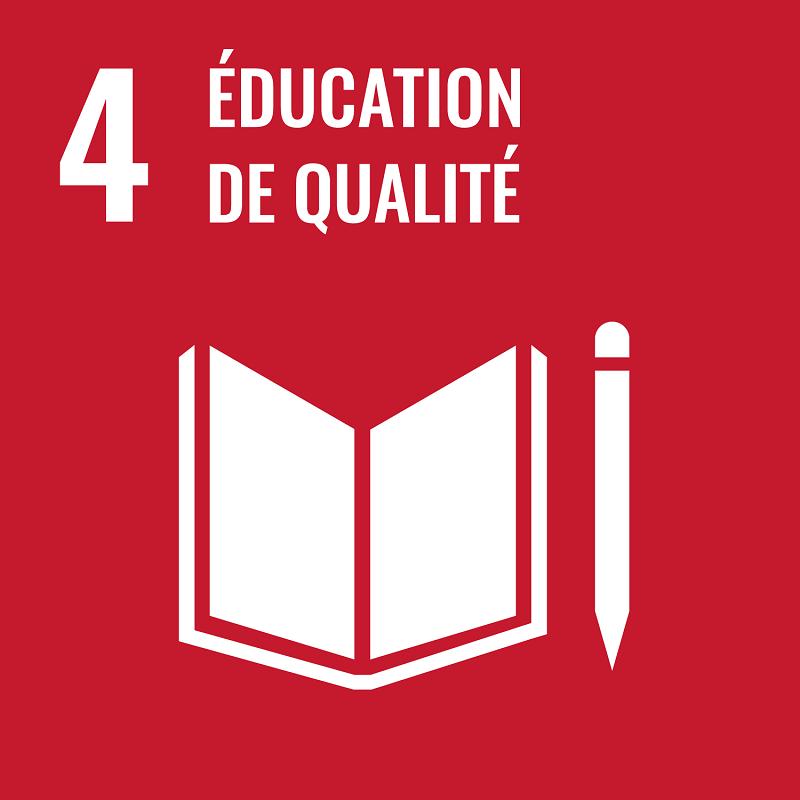 Objectif de Développement Durable 4 (c) ONU