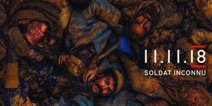 """Film """"11.11.18"""" soldat inconnu"""