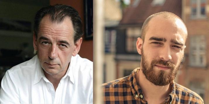 Laurent Van Wetter et Merlin Vervaert - cliquer pour agrandir