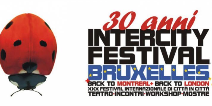 30 anni Intercity Festival Bruxelles - cliquer pour agrandir