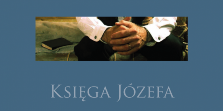 """Księga Józefa"" (Le livre de Joseph), Bernard Dan - cliquer pour agrandir"