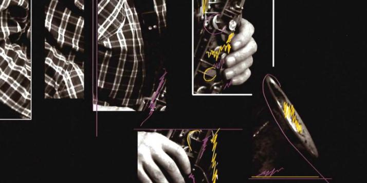 """Exposition """"Marc Danval : Une vie en jazz"""" - cliquer pour agrandir"""