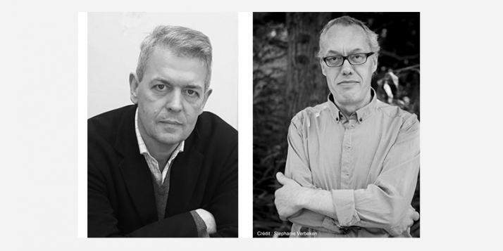 Luc Dellisse et Jan Baetens - cliquer pour agrandir