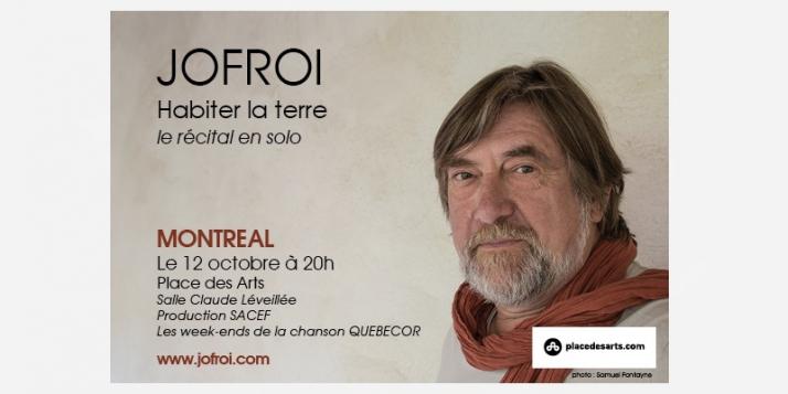 JOFROI en concert au Québec - cliquer pour agrandir