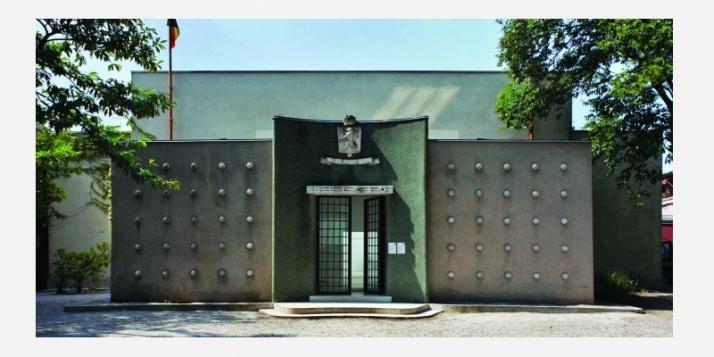 """""""Eurotopie"""" à la Biennale d'architecture de Venise  - cliquer pour agrandir"""