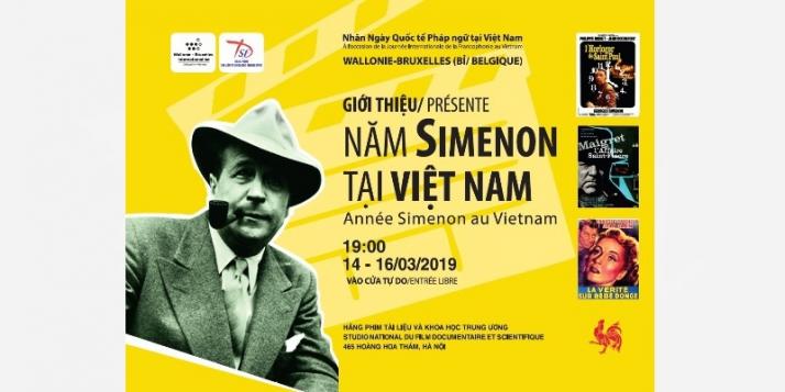 """L'année """"Simenon"""" au Vietnam - cliquer pour agrandir"""