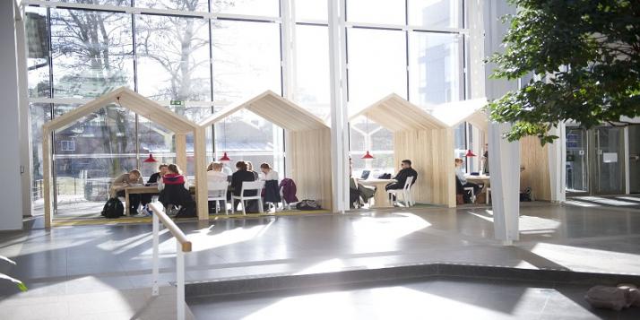 Karolinska Institute : zone d'étude   © Stefan Zimmerman - cliquer pour agrandir