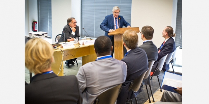 Philippe Suinen, Administrateur général de WBI - cliquer pour agrandir