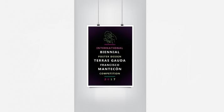 Affiche Biennale Terras Gauda - cliquer pour agrandir