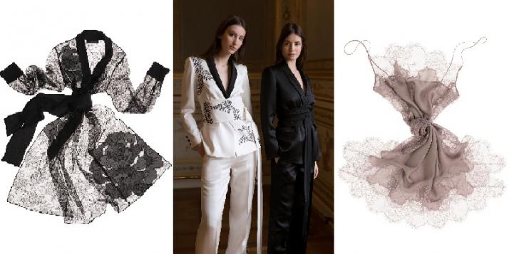La couture belge selon Carine Gilson - cliquer pour agrandir