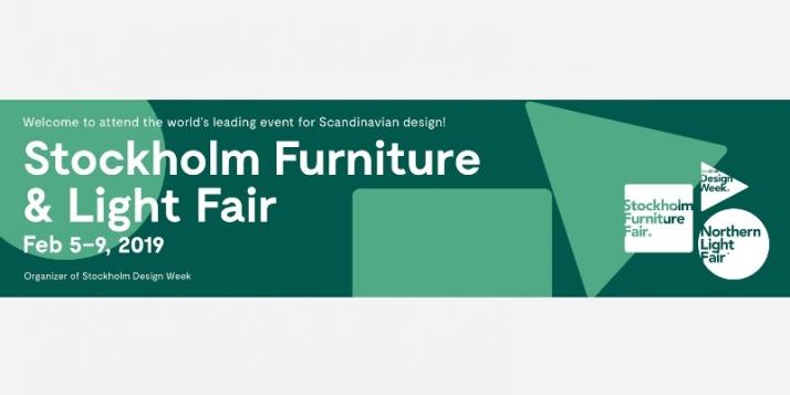 """Appel à candidatures pour la """"Stockholm Furniture & Light Fair"""" - cliquer pour agrandir"""
