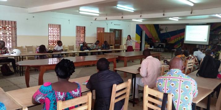 APEFE: Initiation à l'approche genre au Bénin  - cliquer pour agrandir