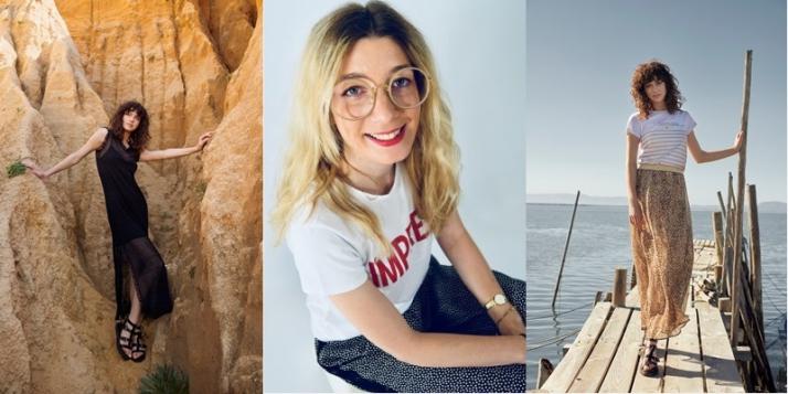 """Rencontre avec Justine God, créatrice de la marque """"Imprévu"""" - cliquer pour agrandir"""