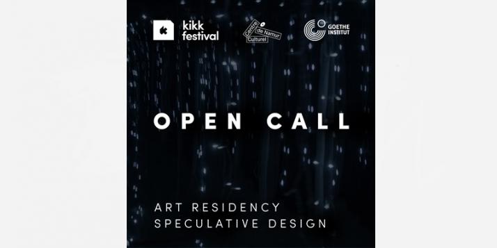 Appel à candidatures: Design spéculatif - Programme de résidence à Namur  - cliquer pour agrandir