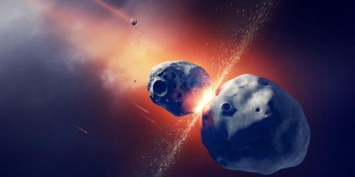 Astéroïdes  © JohanSwanepoel - Fotolia - cliquer pour agrandir