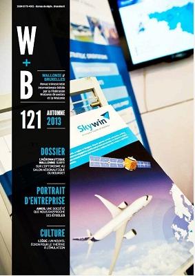 Image de couverture de la Revue WB 121 - cliquer pour agrandir