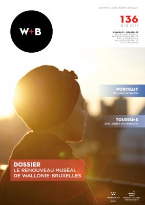Revue W+B n°136 - Couverture