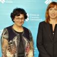 Madame Arancha González, Directrice exécutive du Centre du Commerce International  (ITC) et Madame Pascale Delcomminette, Administratrice générale de WBI et de l'AWEX - cliquer pour agrandir