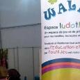 Un espace ludothèque au Salon du Livre d'Oujda - cliquer pour agrandir