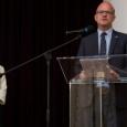 Fabienne Reuter, Déléguée générale Wallonie-Bruxelles à Paris, et Philippe Courard, Président du Parlement de la Fédération Wallonie-Bruxelles - cliquer pour agrandir