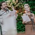 Thierry Hellin et Valérie Bauchau (c) J.Van Belle - WBI - cliquer pour agrandir