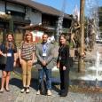 L'équipe coordinatrice de la délégation W-B: WBI et BELVAC - cliquer pour agrandir