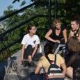 Les jeunes du Centre La Bicoque - cliquer pour agrandir