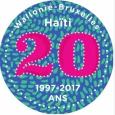 Logo 20 ans de coopération avec Haïti - cliquer pour agrandir